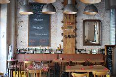 #Cafe style. La Penderie, Paris.