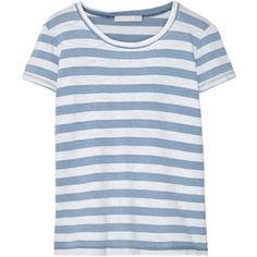 Kain Mila striped cotton-jersey T-shirt