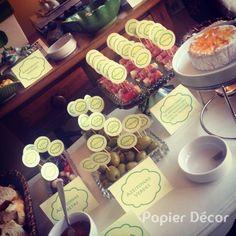 Festa limão siciliano - Papier Décor05