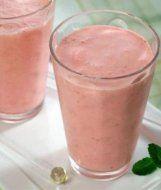 Receita de vitamina emagrecedora de maçã, aveia, chia e linhaça | Receitas Supreme