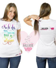 Camiseta bonitas para mujeres No Doy Mas, T Shirt, Tops, Women, Fashion, Being A Woman, T Shirts, Moda, Tee Shirt
