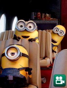 2. Minions Official Trailer (2015) - Despicable Me Prequel HD - #Minions #Trailer >>> https://www.youtube.com/watch?v=dVDk7PXNXB8
