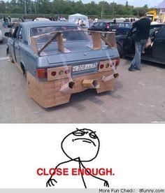 budget car mods