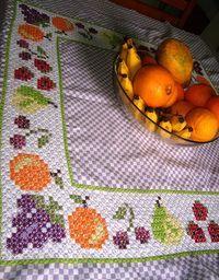 frutinhas no xadrez