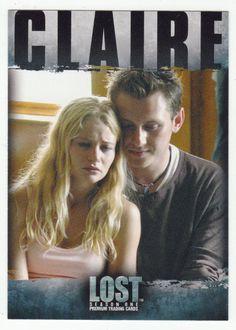 Lost - Season 1 # 78 Claire Littleton: Innocent - Inkworks - 2005