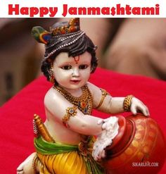 Happy Janmashtami 2014 SMS Quotes Msg in Hindi & English :- Janmashtami is one of the biggest festival which is celebrated in India. Janmashtami festival is popular among the people of all cate. Janmashtami Status, Janmashtami Images, Happy Janmashtami, Janmashtami Wishes, Bal Krishna, Radha Krishna Photo, Krishna Photos, Krishna Janmashtami