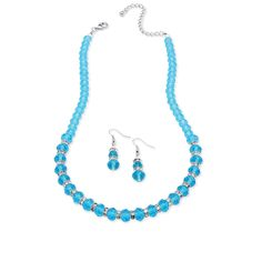 Honor the month you were born with beautiful faceted crystal beads in graduated sizes. These crystal birthstone beads aPrice - $29-HSDebuBt