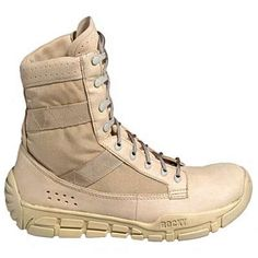 Rocky Boots: Men's Lightweight Military Trainer Boots 1070