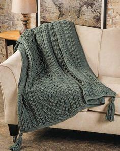 Easy Blanket Knitting Patterns, Afghan Crochet Patterns, Quilt Patterns Free, Crochet Afghans, Crochet Blankets, Crochet Pattern Free, Filet Crochet, Knit Crochet, Crochet Winter