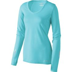 Brooks Women's Essential LS V-neck