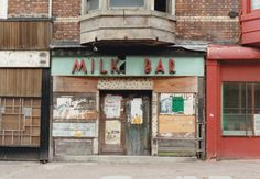 Milk Bar, New Brighton.  Wendy Lorimer.