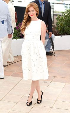 Festival Internacional de Cine de Cannes 2013 alfombra roja red carpet photocall - Isla Fisher