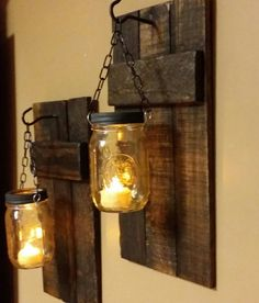 Items similar to Rustic Wood Candle Holder, Natural Wood Rustic Decor, sconce candle holder, Mason Jar candle, Candle holders priced 1 each on Etsy Mason Jar Candle Holders, Rustic Candle Holders, Rustic Candles, Mason Jar Candles, Rustic Farmhouse Decor, Rustic Wood, Rustic Decor, Rustic Barn, Barn Wood