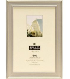 table frames 5x7 omni matte silver frame at joann