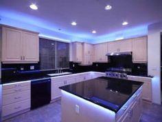Kitchen Lighting - 3 Types