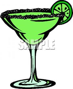 margarita glass template margarita glass clipart 7 10 from 26 rh pinterest com margarita clip art with palm tree margarita clipart black and white