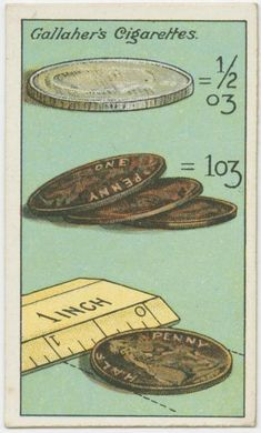 vintage-life-hacks-43How to Measure Things With Coins