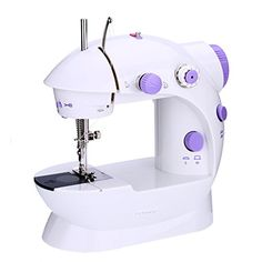 Anself Mini Electric Sewing Machine 2 Speed Adjustment with Light Foot Pedal No description (Barcode EAN = 0708311792668). http://www.comparestoreprices.co.uk/december-2016-6/anself-mini-electric-sewing-machine-2-speed-adjustment-with-light-foot-pedal.asp