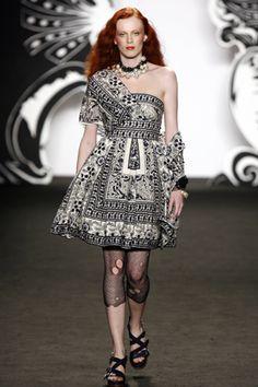 Ana Sui dress