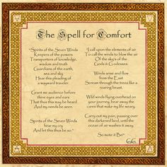 Book of Shadows, The Element of Air, Page 4 by Brightstone.deviantart.com on @deviantART