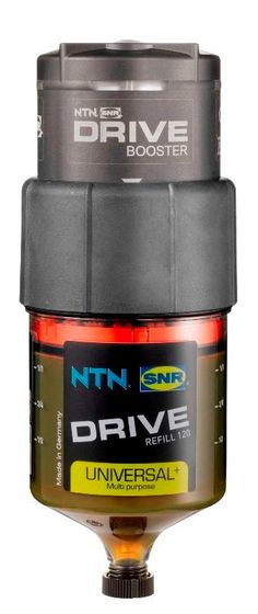 Single-point lubricator LUBER DRIVE KIT 120-UNIVERSAL+ (Universal grease)