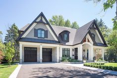 Caldwell residence. AJM Architectural Designs, Oakville, ON.
