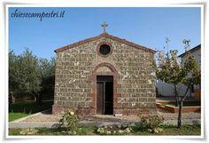 magomadas - la chiesa di nigolosu