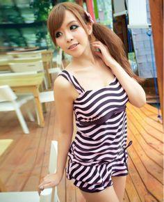 タンキニ水着-N7069 価格: 4,309円 水着の画像をクリックしてから注文できます。