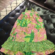 Lily Pulitzer dress size 5t little girls Size 5 t little girls Lilly Pulitzer for Target Dresses Maxi