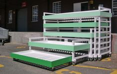 Nested Bunk Beds - Tsai Design Studio