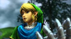 Link Gameplay: All Weapons and Combos [Hyrule Warriors] - YouTube