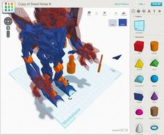 tinkercad 9 Apps To Easily Make 3D Printable Objects