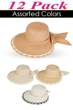 Fashion Hats Assorted Pack