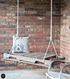 Creative DIY Outdoor Swings