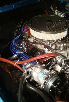 383ci stroker crate engine small block gm style dressed 383ci stroker crate engine small block gm style dressed longblock with carburetor iron heads flat tappet cam malvernweather Gallery