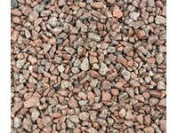 Granit-Splitt Rot 5 mm - 8 mm 15 kg/ Sack Stone Driveway, Obi, Room Interior, Driveways, Interiors, Image, Sewing, Decor, Granite Counters