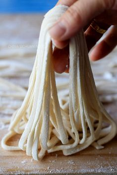 パンやお菓子が作れるのならうどんだって自分で打てるてづくり手打ちうどんレシピ