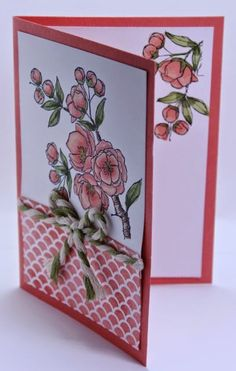 Creating Cards with Andrea: Indescribable Gift