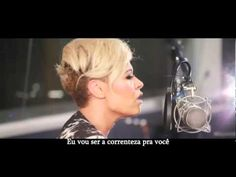 """Emeli Sandé - """"River"""" << This song is SO #Beautiful to me... Even though the captions are not in English, she sings it in English... Thought this was a pretty cool video version... Enjoy!!"""