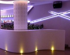 LIGHTING for Modern Cafe Interior Design Ideas