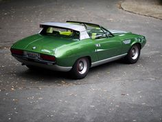 BMW 2800 Spicup by Bertone, 1969