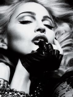 Madonna by Mert Alas and Marcus Piggott