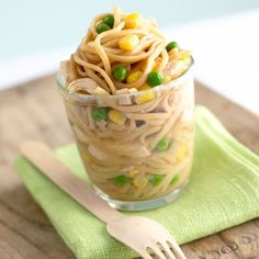 Mummy's Ramen Noodles | 25 Dinners for Picky Eaters | Food | Disney Family.com