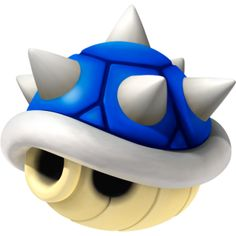 blue shell mario kart - Google Search