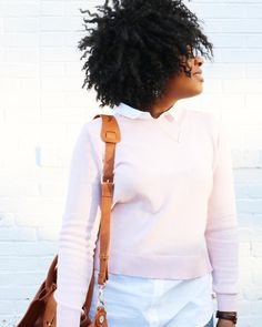 blush  is still the color of the season  This top is on sale @hm for more than 50% off! That is totally a steal! In fact nearly all my fave stores are having sales right now & I'm over here minimizing  It's all for the better right?!! #saleseason #hmstyle #nsale #zarasale #ctblogger
