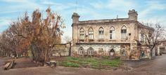Начало улицы Пастера,  Одесса