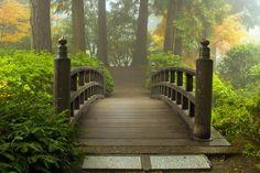 Japanese garden, Portland