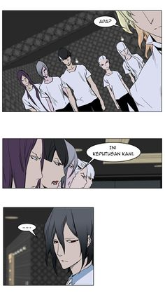Noblesse – Chapter 237 We won't leave you~