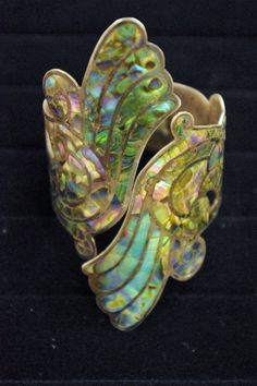 Antique Ornate Art Nouveau Bracelet. 1920...