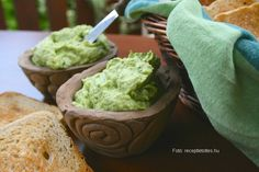 Majonézes brokkolikrém (szendvicskrém) – Receptletöltés Guacamole, Food Porn, Mexican, Baking, Ethnic Recipes, Bakken, Backen, Sweets, Mexicans